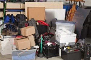 Parting with clutter when moving into assisted living