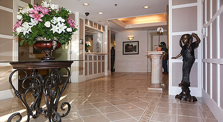 Assisted Living West Los Angeles - Senior Living Amenities